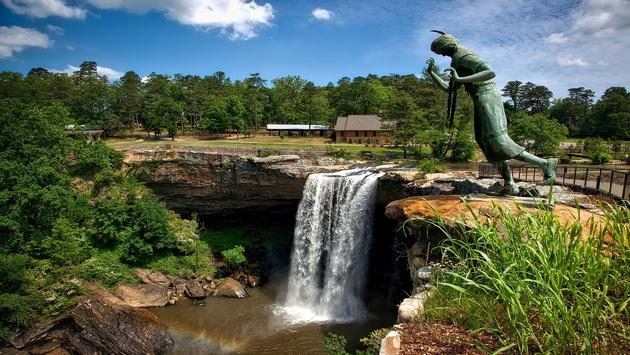 Alabama Waterfall