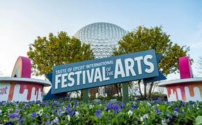 The Taste of EPCOT International Festival of the Arts 2021