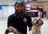TSA, dog, travel