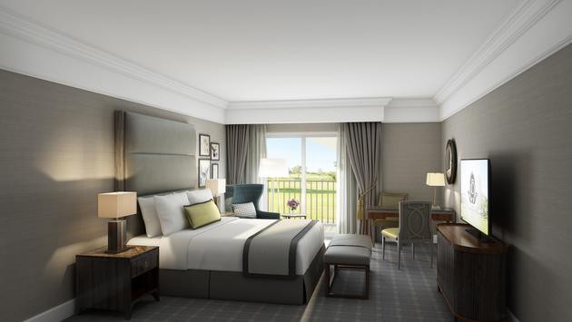 The Ballantyne, A Luxury Collection Hotel, Charlotte.