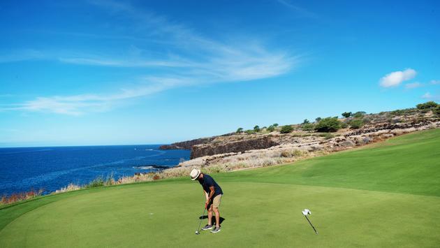 Manele Golf Course, Lana'i
