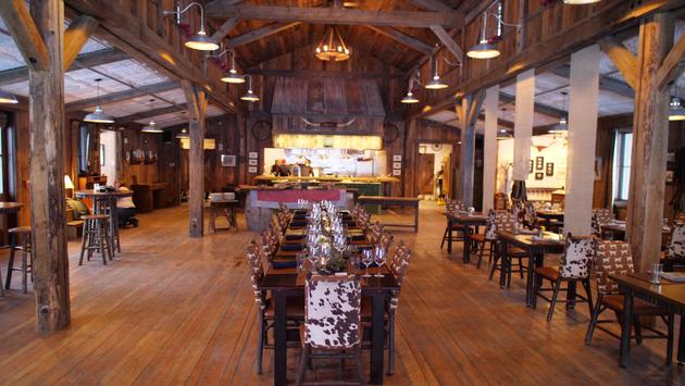barn, dining, restaurant, ranch