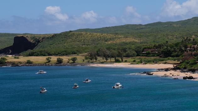 Kepuhi Beach, West Molokai