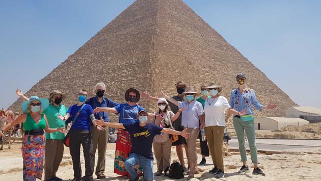 G Adventures in Egypt