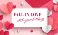 Fall in Love with your Holidays: BlueBay