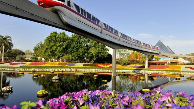 Epcot International Flower & Garden Festival at Walt Disney World Resort