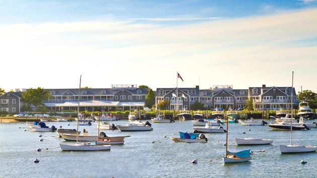 Nantucket Harbor