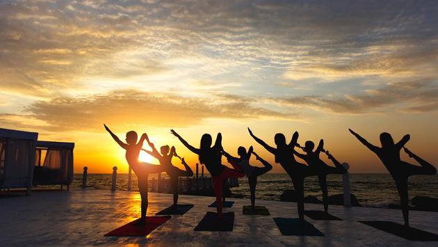 Yoga Miami Temptations