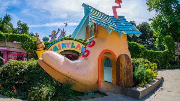 Amusement park, kids, fairyland, oakland