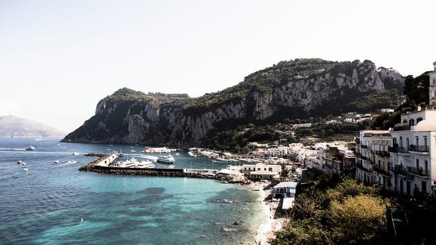 Island of Capri, Italy