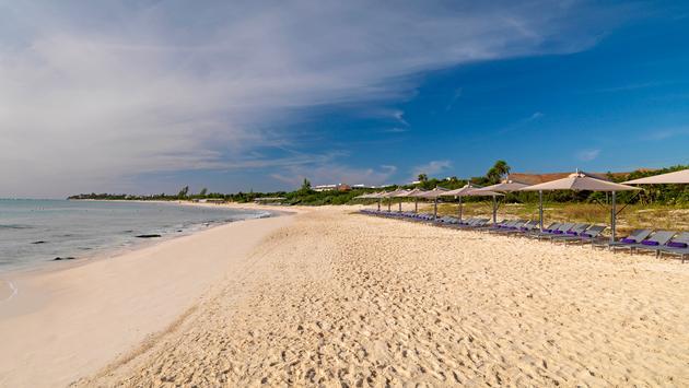 Paradisus Playa del Carmen, beach