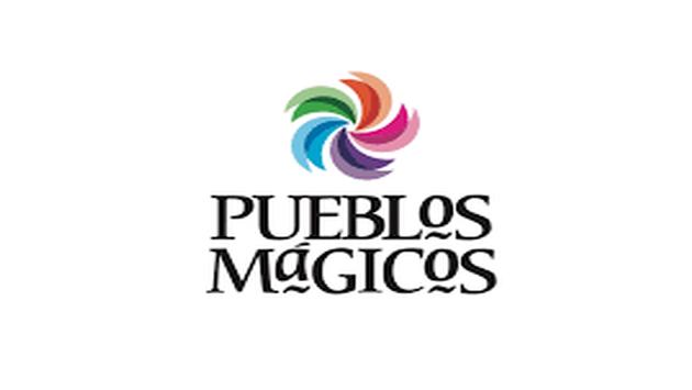 Logotipo de Pueblos Mágicos. (Cortesía de la Secretaría de Turismo)
