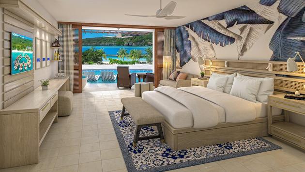 Sandals Royal Curacao.
