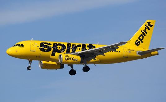 Spirit Airlines Airbus