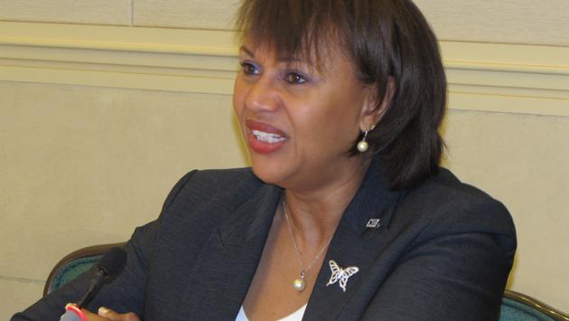 Joy Jibrilu Bahamas