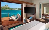 $635 Instant Credit: Over-the-Water Honeymoon Butler Bungalow