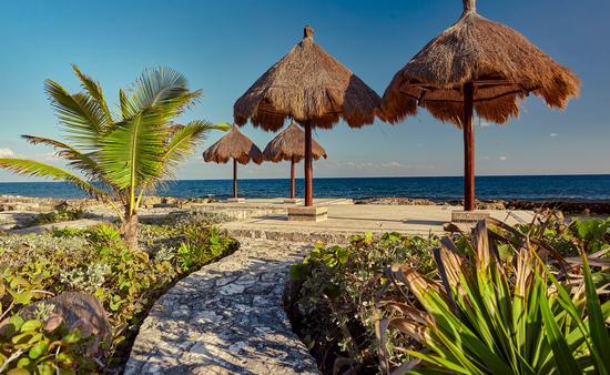 Puerto Aventuras, Quintana Roo, Mexico.