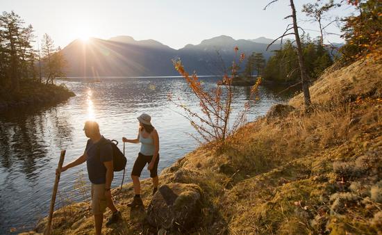 British Columbia: Vancouver Island
