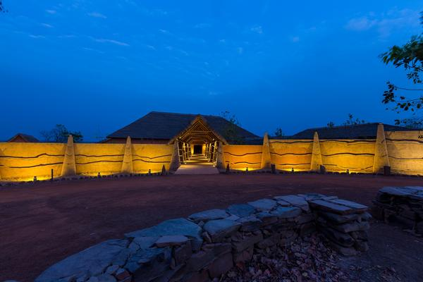 This Luxury Safari Lodge Is the First One in West Africa