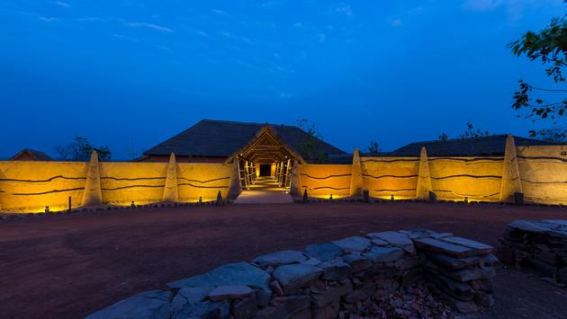 Zaina Lodge in West Africa