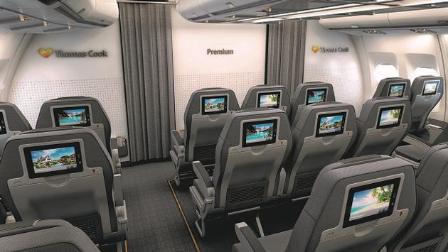Thomas Cook Airlines Premium Class