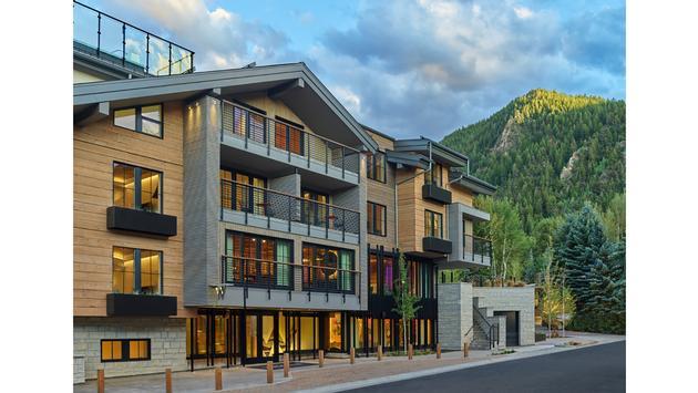 W Aspen & The Sky Residences at W Aspen
