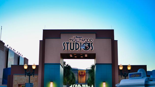 Disney's Hollywood Studios, archway, Walt Disney World
