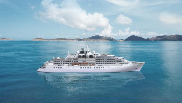 Crystal Endeavor Rendering