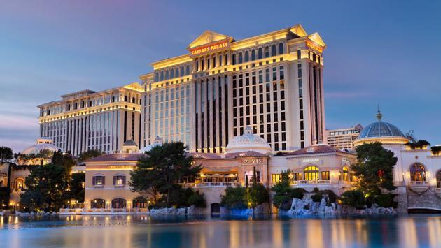 Caesars Palace, Hotel, Casino