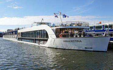 AmaKristina, AmaWaterways, Amsterdam, Netherlands, river, cruise