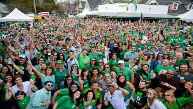 Callaghan's Irish Social Club, Mobile, Irish Bar