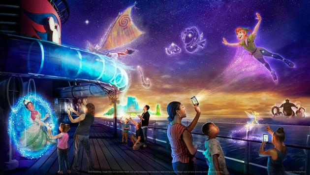 Disney Wish Uncharted Adventure