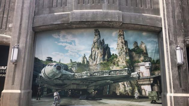 Hollywood Studios, Star Wars Galaxy's Edge