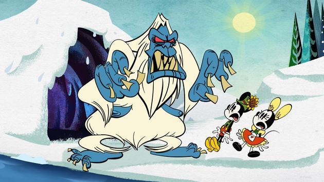 Disney Wish - AquaMouse - Swiss Meltdown