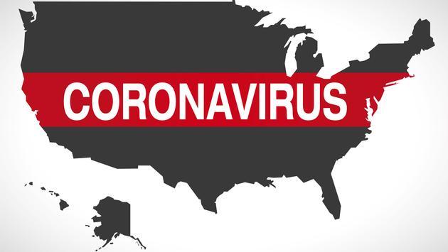 USA Coronavirus Map