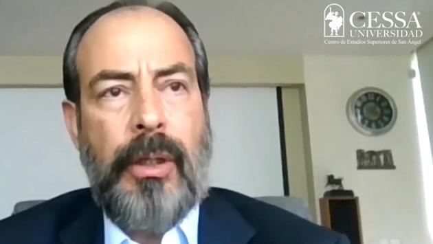 Héctor Flores Santana, director general de Grupo Empresarial Estrategia (GEMES),
