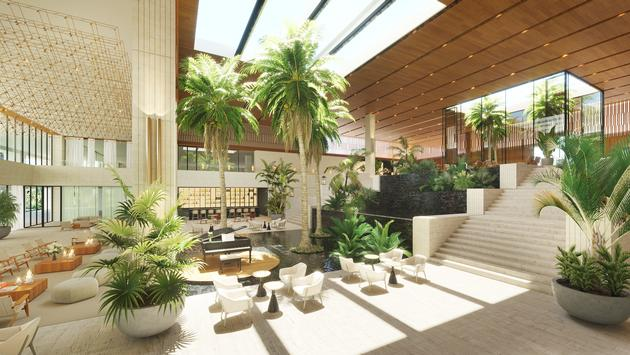 Lobby du Live Aqua Punta Cana