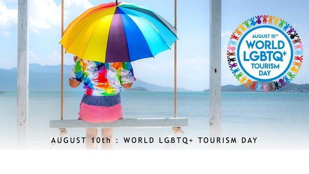 World LGBTQ+ Tourism Day