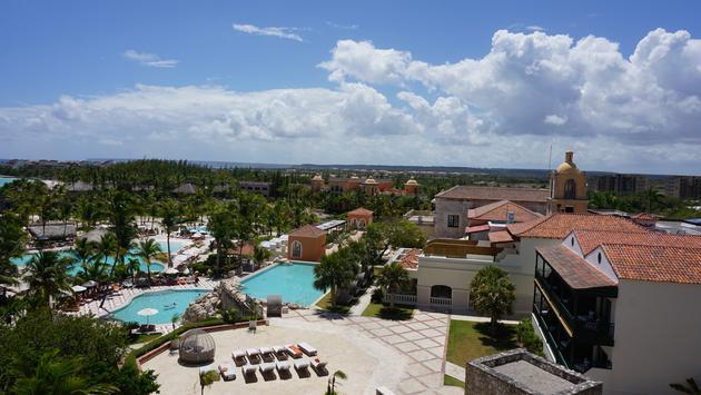 Sanctuary Capa Cana resort Punta Cana