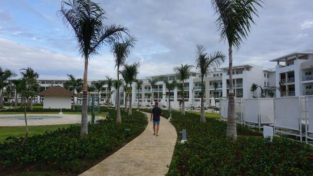 Grand Reserve at Paradisus Palma Real in Punta Cana.