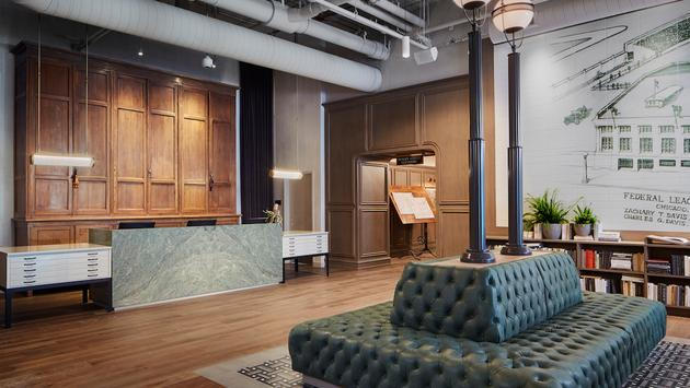 Hotel Zachary - a new Tribute Collection property in Chicago