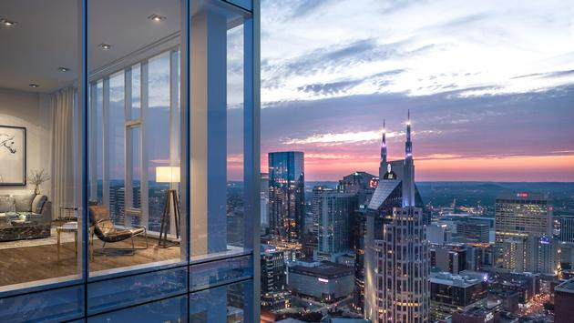 Four Seasons Hotel and Private Residences to Nashville