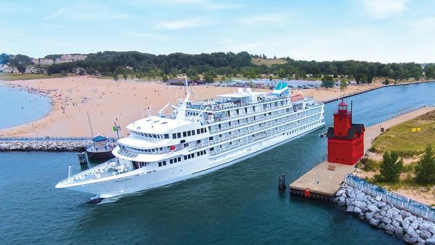 Pearl Mist, Pearl Seas Cruises