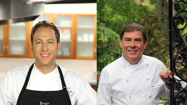 Two well-known chefs set sail with Tauck