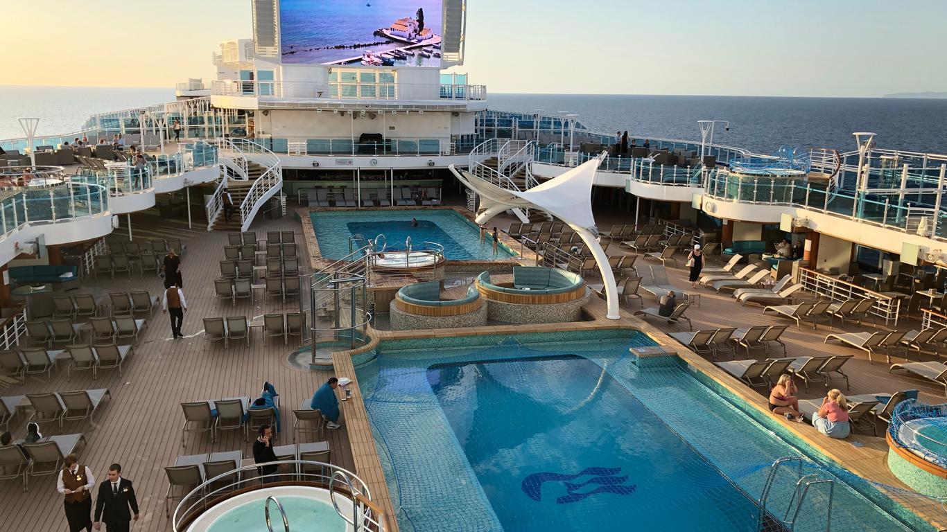 New Top-Deck Suites Debut on Sky Princess