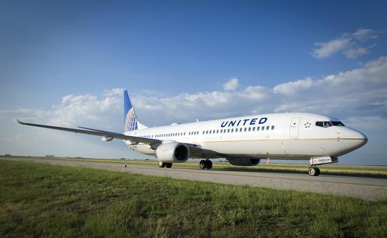 United Airplane (Photo via United)