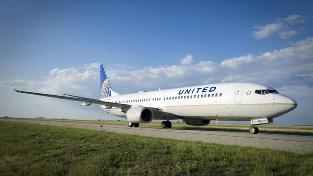 United Airplane (Photo via United)