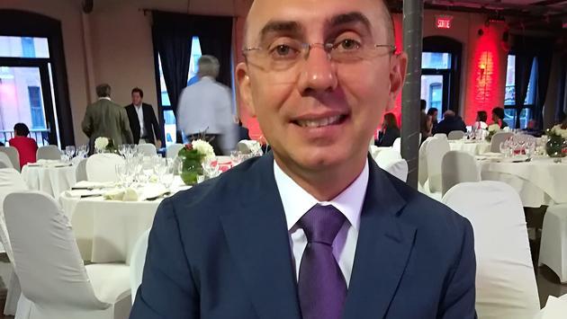 Luís Pereira, directeur de l'Agence de promotion d'Albufeira