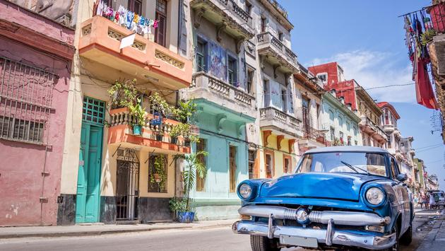 Havana celebra su aniversario número 500 en 2019. (photo via Delpixart/iStock Editorial/Getty Images Plus)