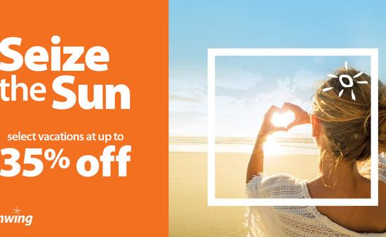 Sunwing Seize the Sun Sale